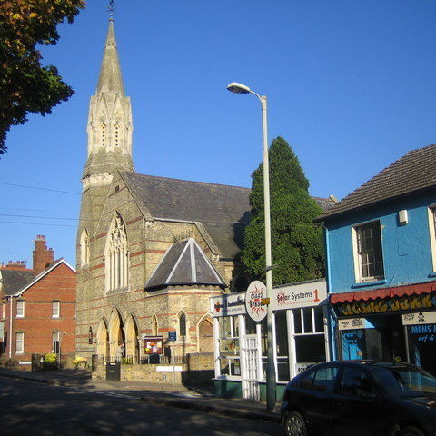Berkhamsted village